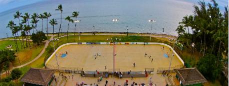 Hawaii Th In Paradise Www Tablehockeyrocks Com